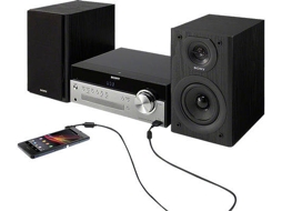 Sistema Audio Micro SONY CMTSBT100 — MP3 | CD