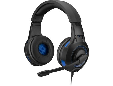 Auscultadores Gaming NPLAY Contact 2.0 (On ear - PS4) | [6963967 ]