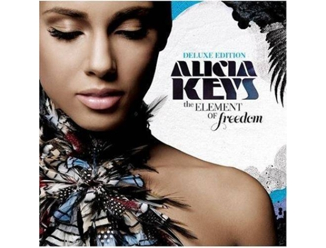 CD+DVD Alicia Keys - The Element Of Freedom (Deluxe Edition)