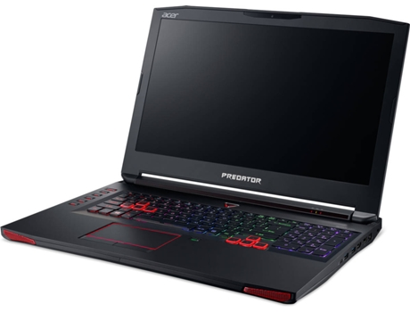 Portátil Gaming 17.3'' ACER Predator G5-793-73RT — Intel Core i7-7700HQ / 16 GB / 1 TB + 128 GB / NVÍDIA GeForce GTX 1060