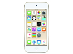Leitor MP5 APPLE iPod Touch 16GB Gold — 16GB