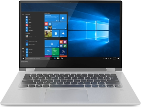 Portátil 14'' LENOVO Yoga 530-14IKB — Intel Core i7-8550U | 8 GB | 256 GB SSD | NVIDIA GeForce MX130