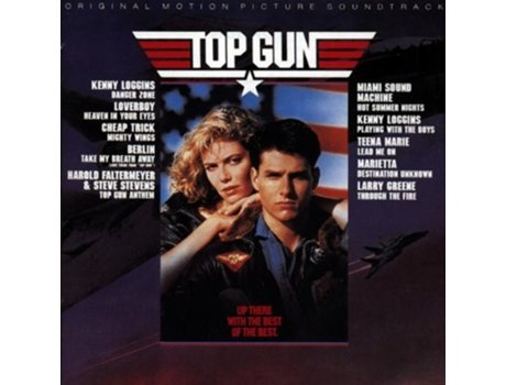 CD Top Gun - Original Motion Picture Soundtrack