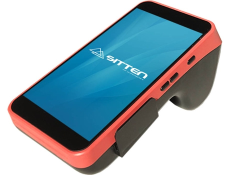 POS portátil SITTEN HT6 Mobile (Interface: Bluetooth) — Android 4.4 | Bluetooth e Wi -FI