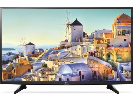 TV LED UHD Smart TV 43'' LG 43UH610V — Ultra HD / 100 Hz