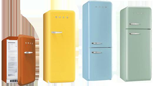 Eletrodomésticos SMEG da Gama Anni 50 | Worten.pt