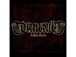 CD Tormented - Rotten Death