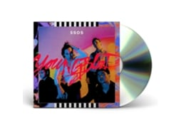 CD 5 Seconds Of Summer - Youngblood — Pop-Rock