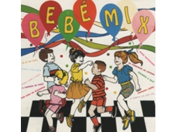 CD Os Traquinas-Bebe Mix — Infantil