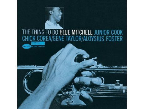 Vinil Blue Mitchell - The Thing To Do — Jazz