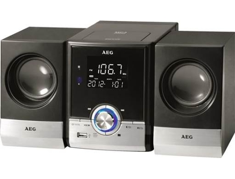 Aparelhagem Hi-Fi AEG MC 4461 BT — 11 W | Bluetooth