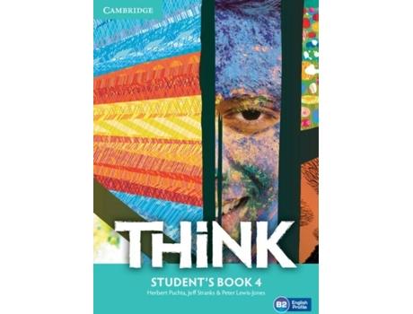 CAMBRIDGE - Cambridge Manual Think 4 English 11 (Inglês)