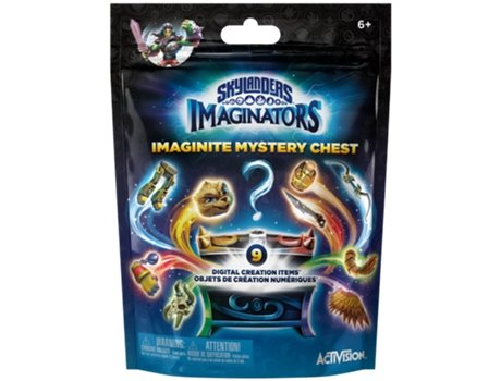 Figura Skylanders Imaginators - Treasure Chest — Coleção: Skylanders Imaginators