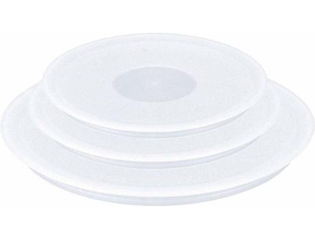 Conjunto 3 Tampas TEFAL Ingenio L9019222 Ingenio (Plástico) | [6891208 ]