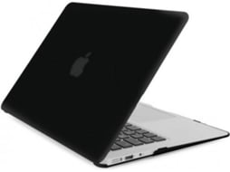 Capa TUCANO Nido MacBook Air (MacBook Air - 13'' - Preto) — Compatibilidade: MacBook Air 13''