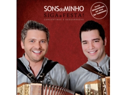 CD Sons do Minho - Siga a Festa — Portuguesa