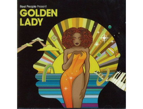CD Reel People - Golden Lady
