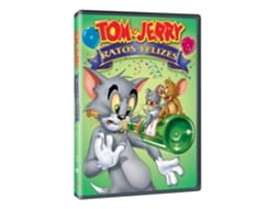 DVD Tom e Jerry - Ratos Felizes — Infantil
