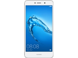 Smartphone HUAWEI Y7 16GB Prateado / Branco — Android 7.0 / 5.5'' / 4G / MSM8940 Octa-Core 4x1.4Ghz