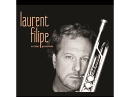CD Laurent Filipe - As (Im)prováveis — Jazz