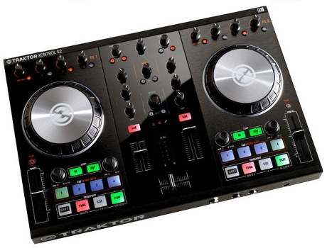Controlador DJ NATIVE INSTRUMENTS Kontrol S2 MK2 LC — Compatibilidade: Mac | Pc