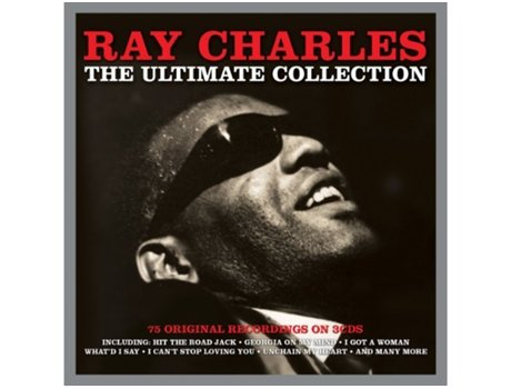 CD Ray Charles - The Ultimate Collection