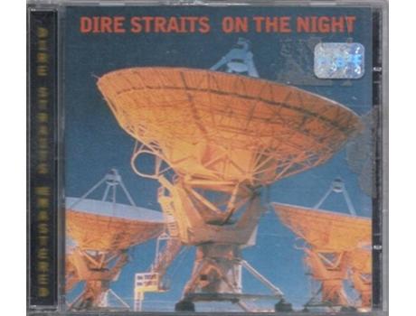 CD Dire Straits - On Night