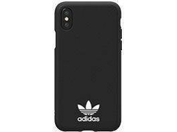 Capa ADIDAS Basics iPhone X Preto — Compatibilidade: iPhone X