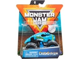 Carro MONSTER JAM Crushstation