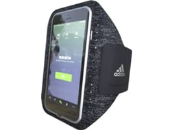 ARMBAND ADIDAS SPORT IPH8/7/6/6s PLUS PRETO — Compatibilidade: iPhone 7 Plus