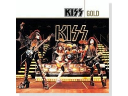 CD Kiss - Gold — Pop-Rock
