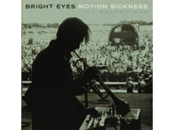 CD Bright Eyes - Motion Sickness (Live Recordings)