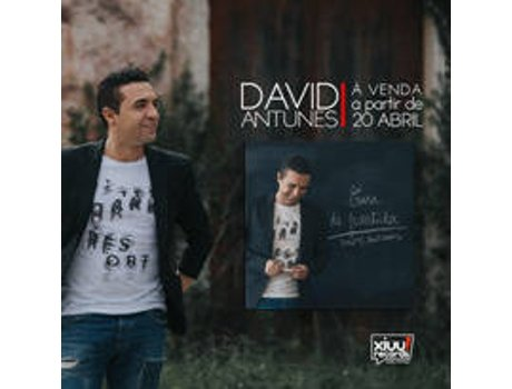 CD David Antunes - Casa De Partida — Pop-Rock