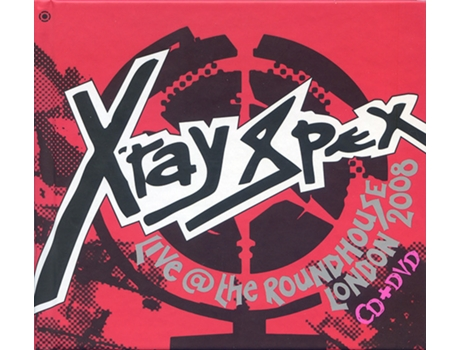 CD X-Ray Spex - Live @ The Roundhouse London 2008