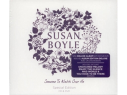CD+DVD Susan Boyle - Someone to watch Over Me
