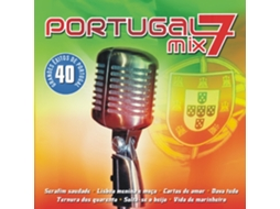 CD Portugal Mix 7 — Portuguesa