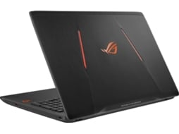 Portátil Gaming 15.6'' ASUS GL553VE-77AT5PB2 — i7-7700HQ / 16GB / 1TB
