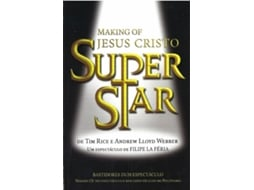 DVD Um Espectáculo de Filipe La Féria - Making Of Jesus Cristo Super Star — Portuguesa