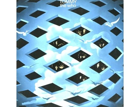Vinil The Who: Tommy — Pop-Rock