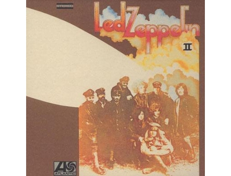 Vinil Led Zeppelin - Led Zeppelin Ii ( Original Remasterizado ) — Metal / Hard