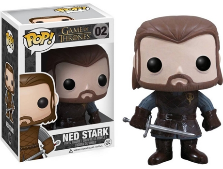 Figura Vinil FUNKO POP! Game of Thrones Ned Stark — Game Of Thrones