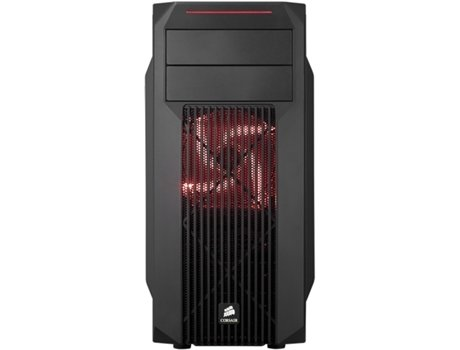 Caixa PC Corsair Midtower Carbide SPEC02 — Midtower