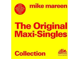 CD Mike Mareen - The Original Maxi-Singles Collection