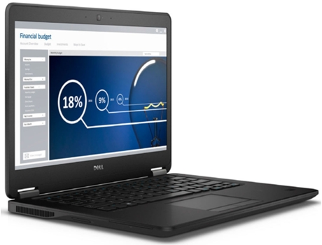 Portátil 14'' DELL Latitude E7450 — Intel Core i5 | 8 GB | 256 GB