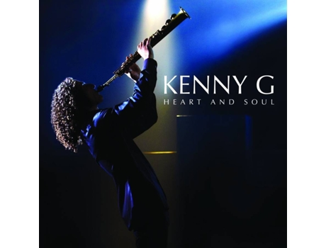 CD Kenny G - Heart and Soul — Jazz