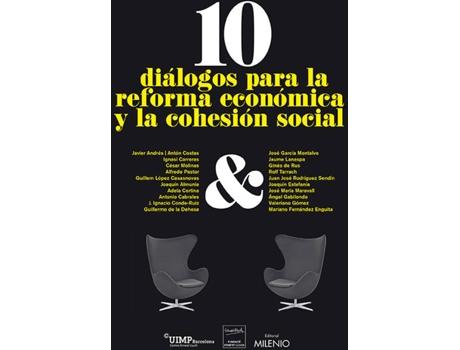 Livro 10 Diálogos Para La Reforma Económica Y La Cohesión Social de Vários Autores