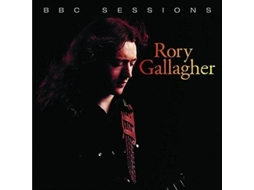 CD Rory Gallagher - BBC Sessions — Pop-Rock