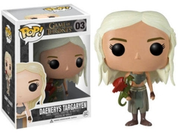 Figura Pop GAME OF THRONES Daenerys Targaryen — Game of Thrones