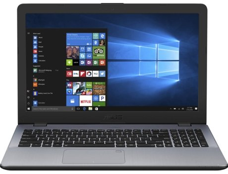 Portátil 15.6'' ASUS A542UR-58A93CB2 — Intel Core i5-8250U | 8 GB | 1 TB HDD | NVIDIA GeForce 930MX