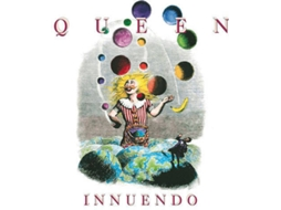 Vinil Queen - Innuendo — Pop-Rock